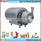 Multistage cryogenic food grade centrifugal pump with CE/HACCP/ISO