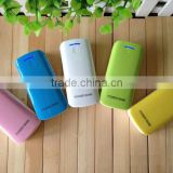 Portable Universal Fish Mouth Power Bank 5600mAh External Backup Battery pack Charger Mobile Supply