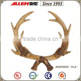 "18"" factory direct resin deer antler, wholesale deer antlers for sale, wholesale artificial deer antlers                                                                         Quality Choice"