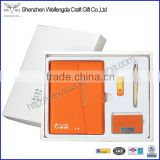 Multifunction High Quality office stationery gift set with business card holder
