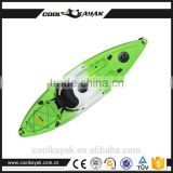 single fishing kayak boat from cool kayak brands