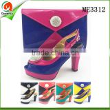 sexy women shoes high heels sandals and purses bag set italian women shoes and bag to match