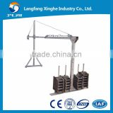 suspended mechanism for aluminium alloy window cleaning platform / glass cleaning platform / building access