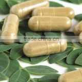 High Quality Dietary Supplement Moringa Capsules