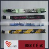 Festival woven fabric wristband for events, woven wristband                                                                         Quality Choice