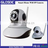 720P Smart Wifi wireless Home ip Camera with microphone audio SD card solt on V380 APP 360 degree cctv security system                                                                         Quality Choice
