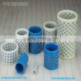plastic liner ball cage,die cust ball bearing,FZP guide ball retainer cage