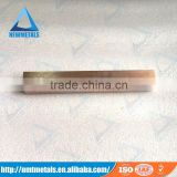 W75 tungsten copper electrode price tungsten plate for resistance welding electrode, EDM/ECM