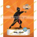 Wholesale party costumes Fashion Ninja Kids Cosplay Ninja Dragon Costume Child for Halloween Party