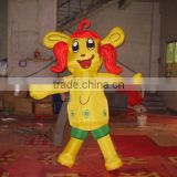 PVC helium inflated balloon, pIg shape PVC giant balloon, Cartoon character PVC balloon from factory