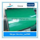 Supply all RAL color coated steel sheet in coil on advanced production line for roofing material