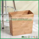 FB7-6001 bamboo storage container, waste can