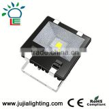 ITS CE Portable Rechargeable led floodlight 50w with handle car charging Portable outdoor light Pass EMC