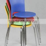 Wholesale New Indoor and Outdoor Furniture plastic restaurant chair dining chair No 1054B