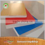New product 12mm china poplar core fancy plywood