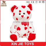 nice plush teddy bear colourful soft bear toy chinese stuffed bear factory