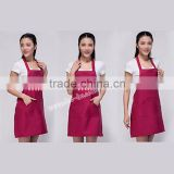custom-made apron promotional custom printed apron cotton for wholesale with competitive price