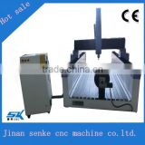 Shandong manufacturer EPS mold 4 axis cnc router 2d 3d cnc router styrofoam eps foam mould making machines