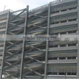 ISO & CE Certificated steel frame warehouse Wide Span high quality steel structure car parking lot