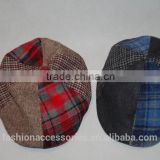 ASSORTED FABRIC WORKER HAT IVY CAP