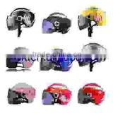 UV Protection Lens Half Face Motorcycle Helmet tanked T503(DOT/ECE certificate)