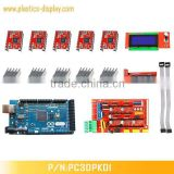 Best Price! 3D Printer board kit Mega2560 R3, (Mega can be sold alone. Kits can be customized, Raspberry Pi available)