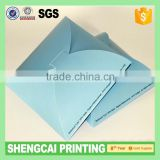 Folding custom design cd paper sleeve