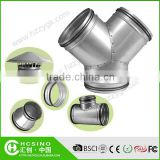 Stainless Steel Round Roof Cowl / Roof Cowl Mushroom Air Vent for kitchen bathroom
