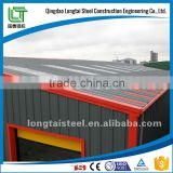 light steel structure building for sports center and workshop, shopping mall, large construction site,