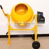 Mobile Portable Electric Diesel Concrete Mixer Cement Mixer Mortar Mixer With Customized Motor Engine