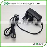 AC Home Wall Power Supply Charger Adapter Cable for Nintendo DS for NDS for GBA SP wall charger ac adapter