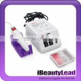 Professional nail drill white color nail art drill machine electric nail drill