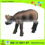 wild animal,toys animal. pvc buffalo-TE15070417