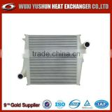 Gold Supplier Of Aluminum Plate Fin Bus Radiator
