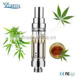 Custom Logo Disposable 0.5Ml Tank Empty Cbd Oil 0.5Ml Atomizer 510 Disposable Vape Pen Co2 Oil 0.5Ml Vaporizer Cartridge