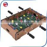 Manufacturer price operated foosball soccer table game machine