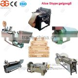 Henan Gelgoog Co. Commercial Wooden Tongue Depressor Machine Rotary Cutting Machine Price