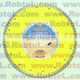 Turbo Rim Diamond Blade for Hard Concrete/turbo rim diamond blade/diamond blade /diamond cutting blade(COTC)