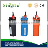 "Singflo YM2440-30 24V DC SOLAR PUMP 4"" SUBMERSIBLE BORE HOLE WATER PUMP 70M HEAD"