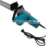 "1.4kw electric chain saw with 16"" guide bar"