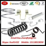 Car Seat Stainless Steel 316L Extension Spring