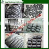 High efficiency sawdust,wood chips charcoal breeze/coal breeze ball briquette press machine
