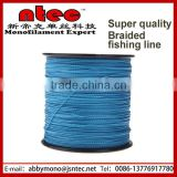 wholesale japan Multifilament pe braided fishing line 4 strands 1000 meters braided wire line free shipping