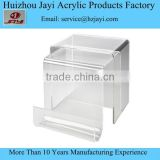 Custom clear acrylic lucite nesting tables for sale