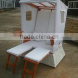 new style outdoor rattan beach basket