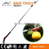 telescopic tree pole aluminum air pruner with long handle for cutting tree