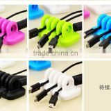cordmanager earphone wire cable winder wrap cord wine