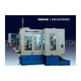 12KVA Gear Chamfering Machine With Siemens 802d 4 Axis CNC System , Carbide Alloy Cutters