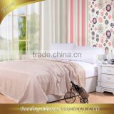 Made in China Bamboo Blanket Jacquard Bedding Blanket HRM Terry Towel Blanket Waffle Jacquard Gift Blanket Set