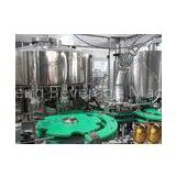 High Speed Beverage Juice Can Filling Line Automatic Can Filling Sealing Equipment